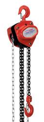 Sealey CB1000 Chain Block 1tonne 2.5mtr