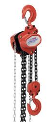 Sealey CB3000 Chain Block 3tonne 3mtr
