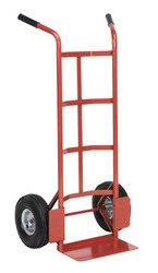 Sealey CST986 Sack Truck with Pneumatic Tyres 200kg Capacity