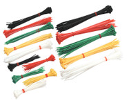 Sealey CT375 Cable Tie Assortment Pack of 375