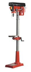 Sealey GDM140F Pillar Drill Floor 12-Speed 1530mm Height 370W/230V