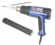 Sealey HS102K Plastic Welding Kit including HS102 Hot Air Gun