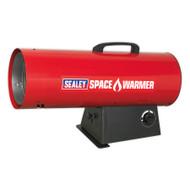 Sealey LP100 Space Warmer¨ Propane Heater 68,000-97,000Btu/hr