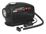 Sealey MAC23250 Mini Air Compressor with Emergency Light 12V