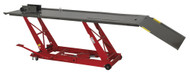 Sealey MC401 Motorcycle Lift 454kg Capacity Hydraulic