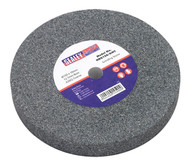 Sealey NBG150/GWC Grinding Stone ¯150 x 16mm 13mm Bore A36Q Coarse