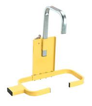 Sealey PB397 Wheel Clamp with Lock & Key
