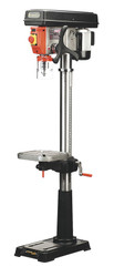 Sealey PDM210F Pillar Drill Floor 16-Speed 1610mm Height 230V