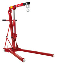 Sealey PH10 Folding Engine Crane 1tonne Low Profile