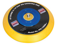 "Sealey PTC/150SA DA Backing Pad for Stick-On Discs ¯145mmÊ5/16""UNF"