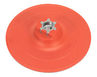 Sealey PTCBPV3 Hook & Loop Backing Pad ¯117mm M14 x 2mm