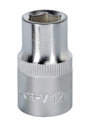 "Sealey S1212 WallDrive¨ Socket 12mm 1/2""Sq Drive"