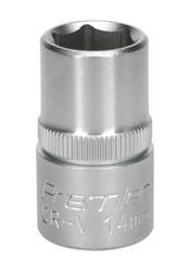"Sealey S1214 WallDrive¨ Socket 14mm 1/2""Sq Drive"