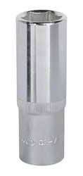 "Sealey S1218D WallDrive¨ Socket 18mm Deep 1/2""Sq Drive"