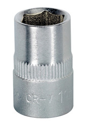 "Sealey S3811 WallDrive¨ Socket 11mm 3/8""Sq Drive"