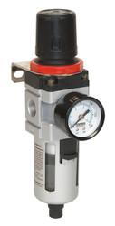Sealey SA2001/FR Air Filter/Regulator with Gauge