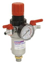 Sealey SA2FR Air Filter/Regulator Heavy-Duty
