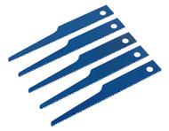 Sealey SA34/B14 Air Saw Blade 14tpi Pack of 5