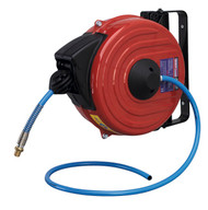 Sealey SA90 Retractable Air Hose Reel 12mtr ¯8mm ID TPU Hose