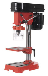 Sealey SDM30 Pillar Drill 5-Speed Hobby Model 580mm Height 350W/230V
