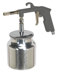 Sealey SSG8E Sandblasting Gun Economy Type with 6mm Nozzle