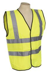 Sealey SSPHV-L High Visibility Waistcoat BS EN 471 Large
