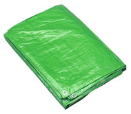 Sealey TARP1216G Tarpaulin 3.66 x 4.88mtr Green