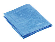 Sealey TARP1824 Tarpaulin 5.49 x 7.32mtr Blue