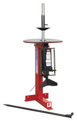 Sealey TC962 Tyre Changer Pneumatic/Manual Operation