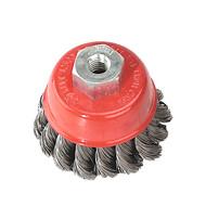 Sealey TKCB65 Twist Knot Wire Cup Brush ¯65mm M10 x 1.5mm