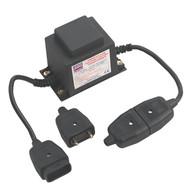 Sealey TR24012/2 Low Voltage Lighting Transformer 2 x 25W/12V