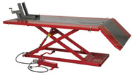 Sealey MT680 Mini Tractor/Quad/Motorcycle Lift 680kg Capacity Air/Hydraulic