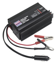 Sealey PI300 Power Inverter 300W 12V DC - 230V 50Hz