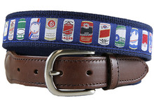 Cheap Buzz Belt (Leather Tab)