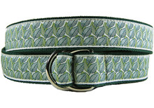 Beech Leaf Ladies Ribbon Belt