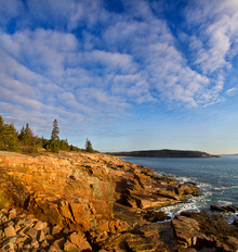Worth to Contemplate Acadia National Park
