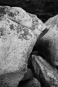 Rock Formations, Acadia National Park
