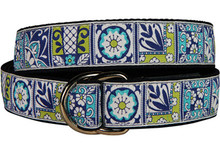 Damariscotta Pottery Ribbon Belt
