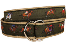 Derby Ribbon Belt (O-Ring)