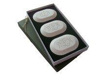 Carved Solutions Monogrammed Soap