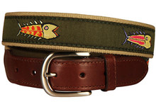 Fish Belt (on Olive)