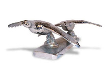 Pair of Grouse Hood Ornament