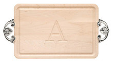 Monogrammed Cutting Board (E)