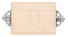 Monogrammed Cutting Board (G)