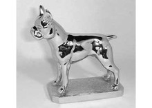 Boston Terrier Hood Ornament