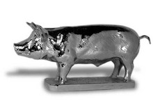 Pig Hood Ornament (Boar)