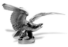 Eagle Hood Ornament