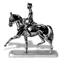 Dressage Horse Hood Ornament