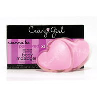 Crazy Girl Mini Warming Hearts Set