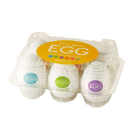 Egg - Variety pack of 6